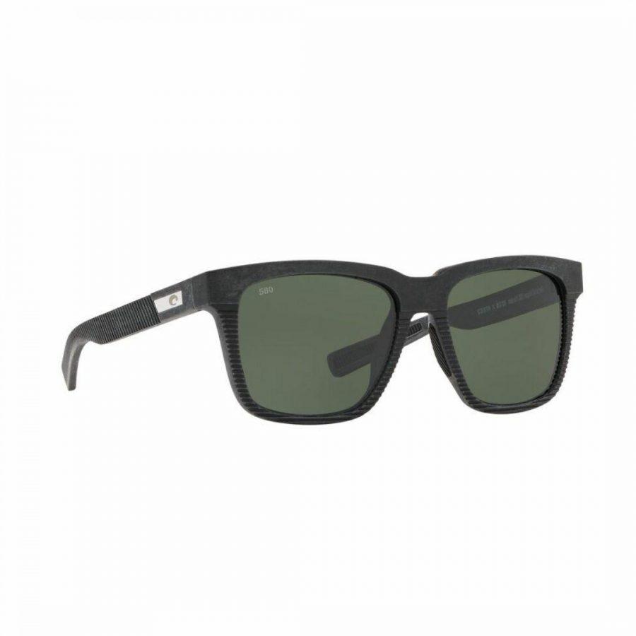 Pescador Ooggrywrubb580 Mens Sunglasses Colour is Graywrubber W Grey