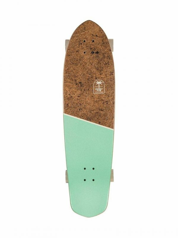 Blazer Xl Unisex Skate Boards Colour is Coconut Lime