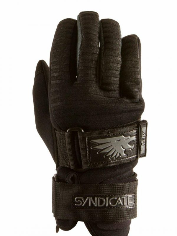 2017 41 Tail Glove Unisex Water Ski Accessories Colour is Black