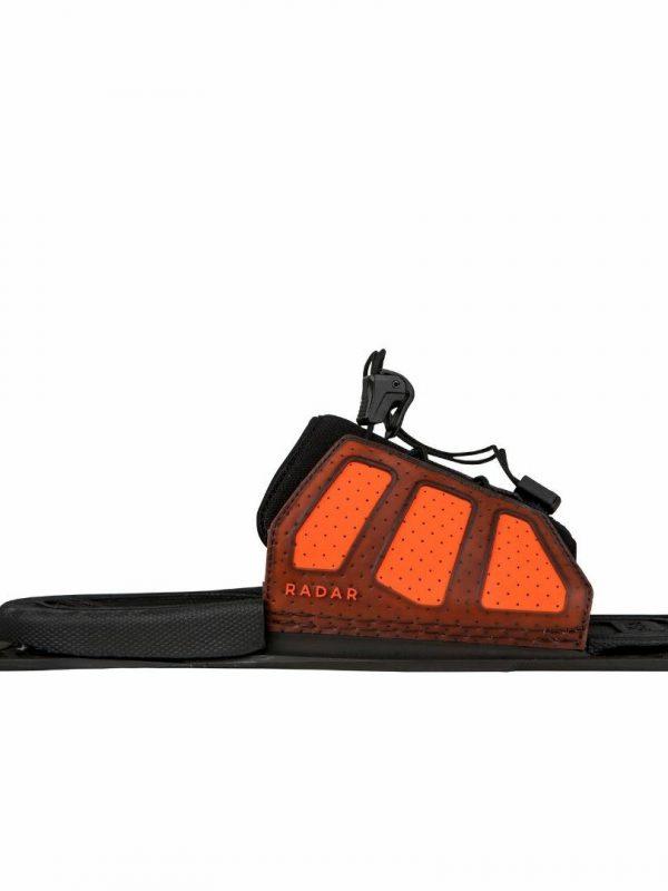 2019 Artp - Feather Unisex Water Skis Colour is Steel Orange