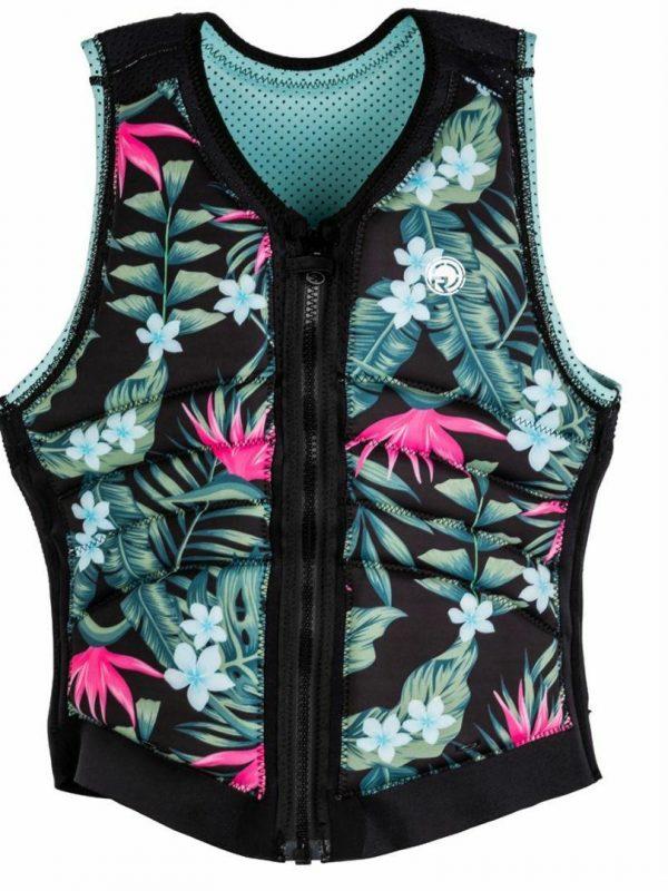 2020 Lyric Impact Jacket Womens Bouyancy Vests Colour is Blutr