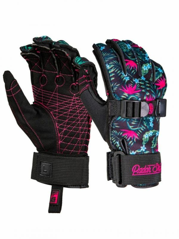 2020 Lyric Glove Womens Water Ski Accessories Colour is Tropical