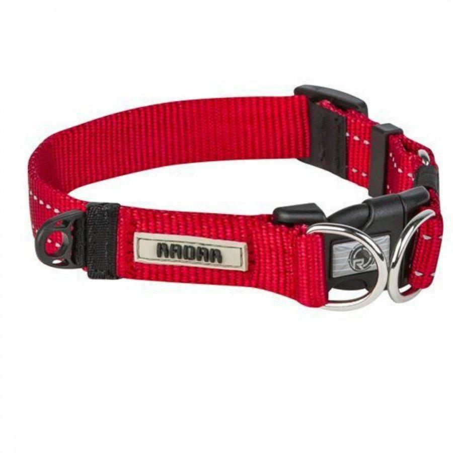 2020 Radar Dog Collar Unisex Water Ski Accessories Colour is Red