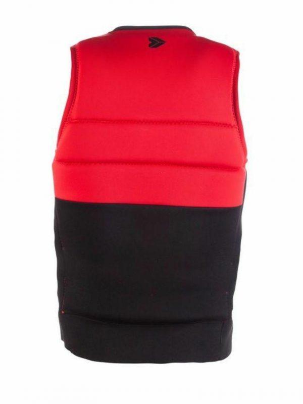 2021 Kgb Maverick Vest Unisex Bouyancy Vests Colour is Red