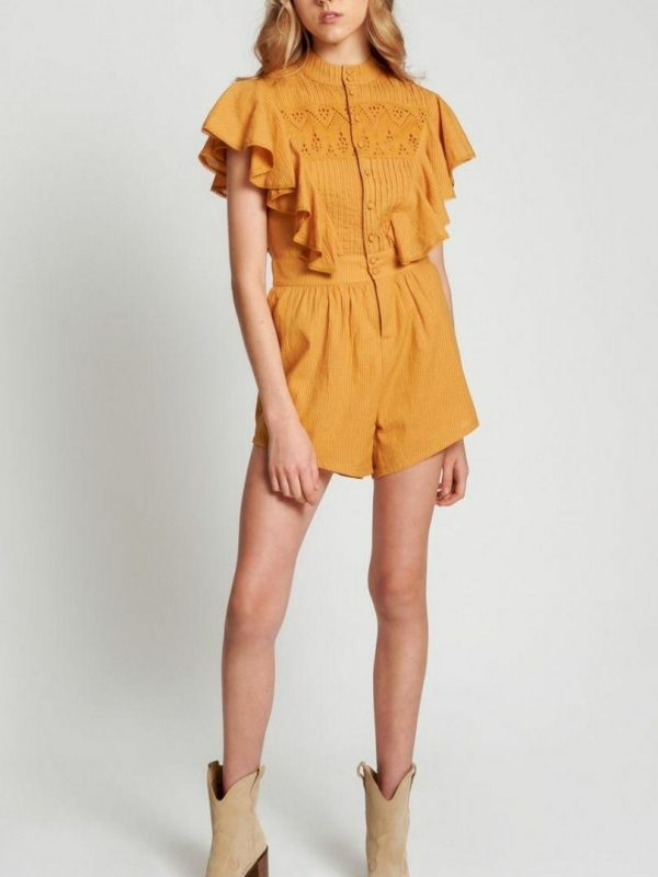 Inca Victoria Playsuit Womens Skirts And Dresses Colour is Inca