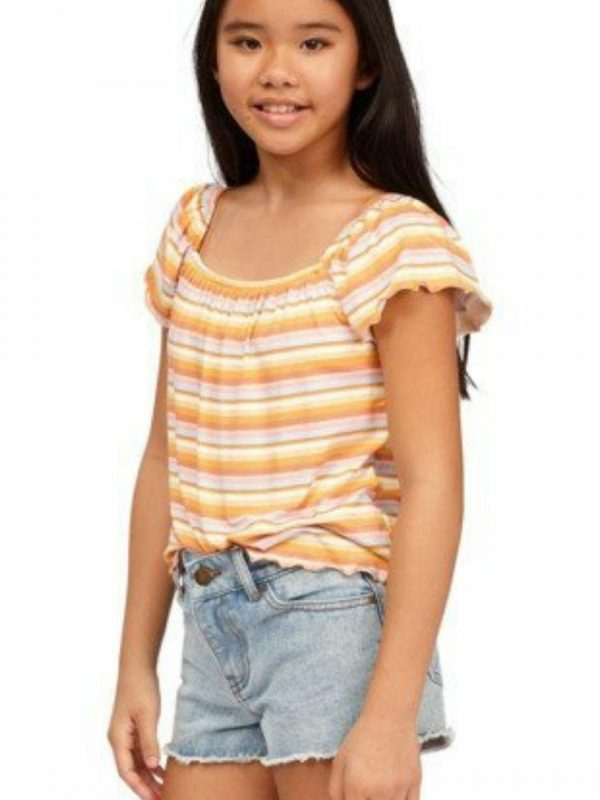 Drift Away Jr Girls Walkshorts Colour is Washed Denim