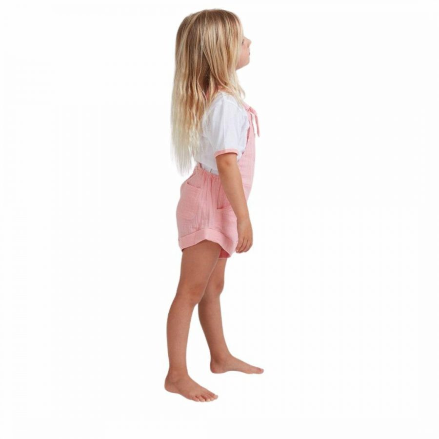 Sundance Overall Girls Skirts And Dresses Colour is Pink
