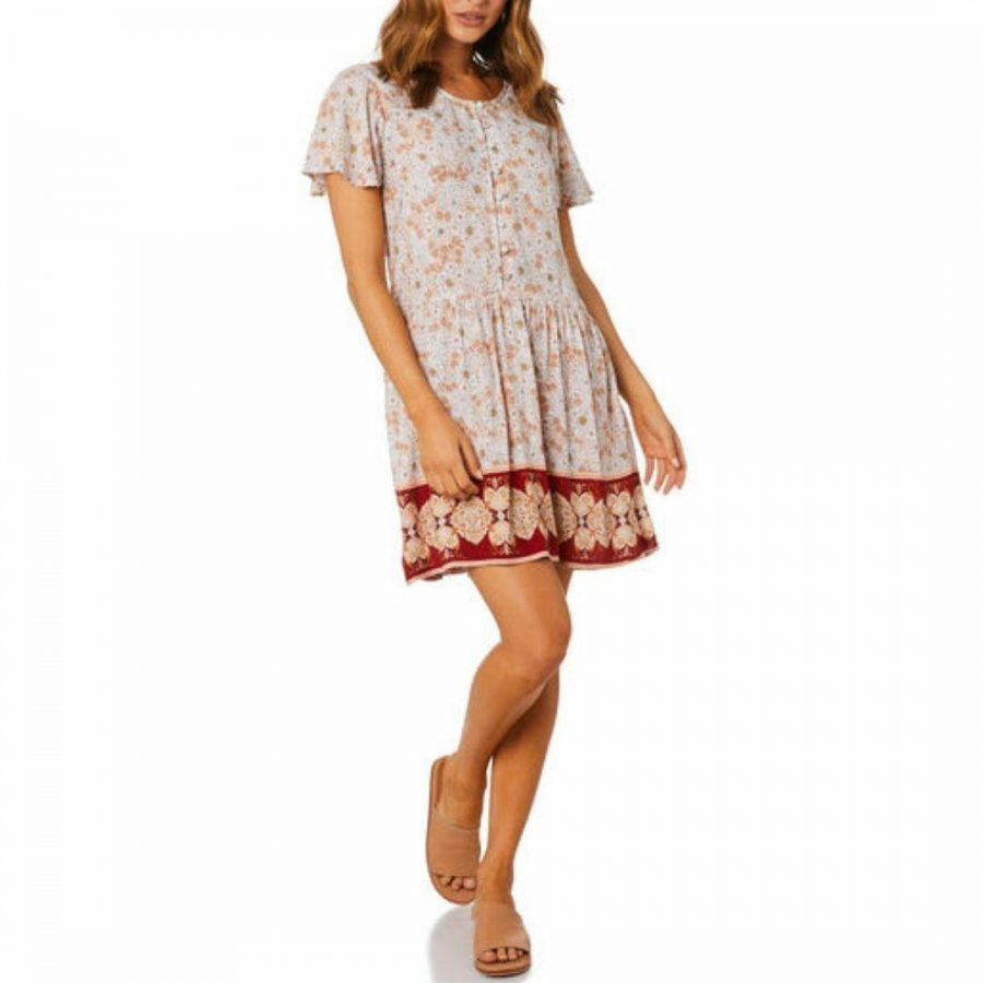 Carven Mini Dress Womens Skirts And Dresses Colour is Eart