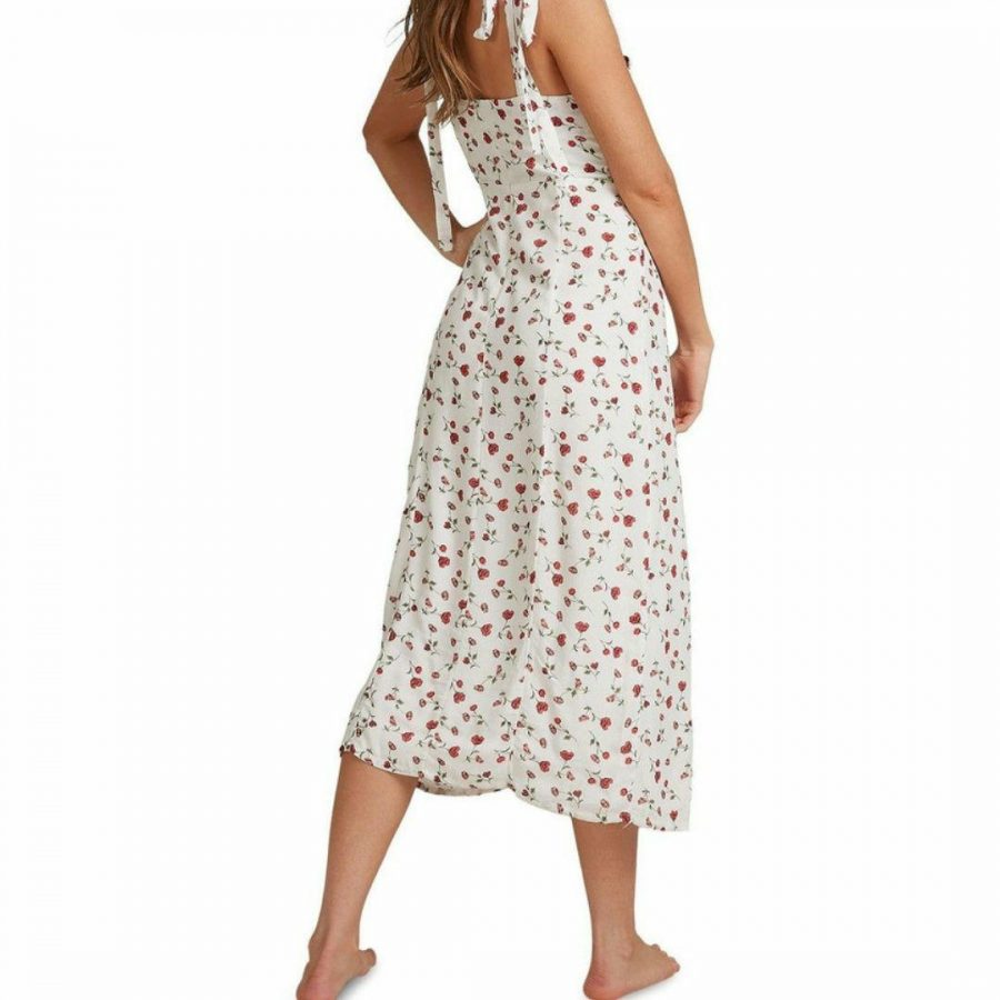 Sweet Soul Midi D Womens Skirts And Dresses Colour is White