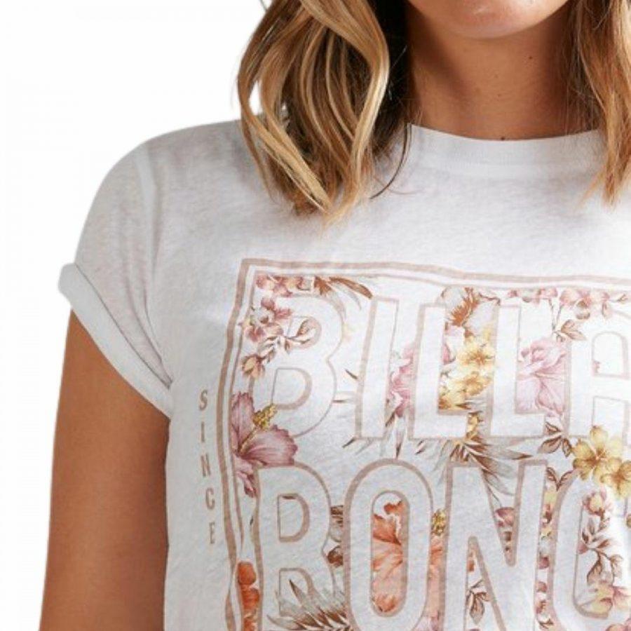 Formula Tee Womens Tee Shirts Colour is White
