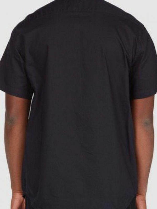 All Day Ss Mens Tops Colour is Black