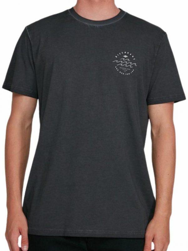 Big Wave Dave Tee Mens Tee Shirts Colour is Black