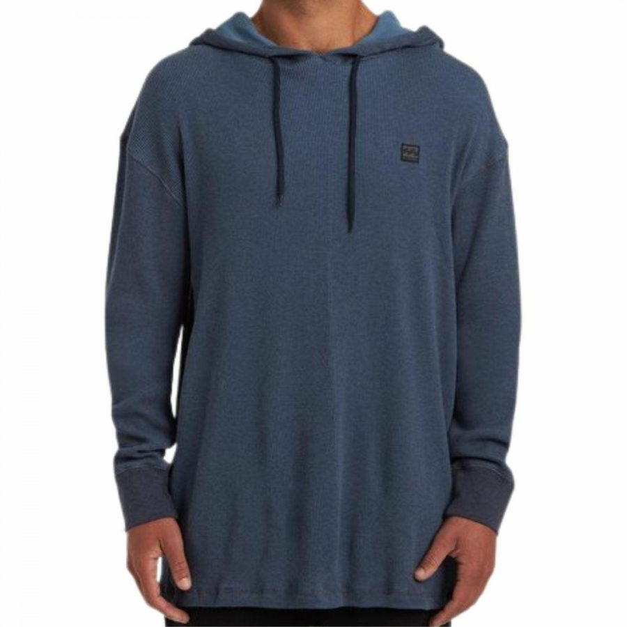 Keystone Po Hdy Mens Hooded Tops And Crew Tops Colour is Navy
