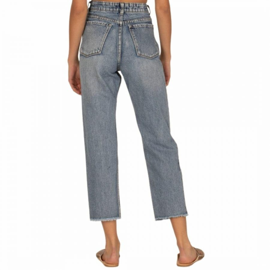 Selena Pant Womens Pants And Jeans Colour is Worn Wash