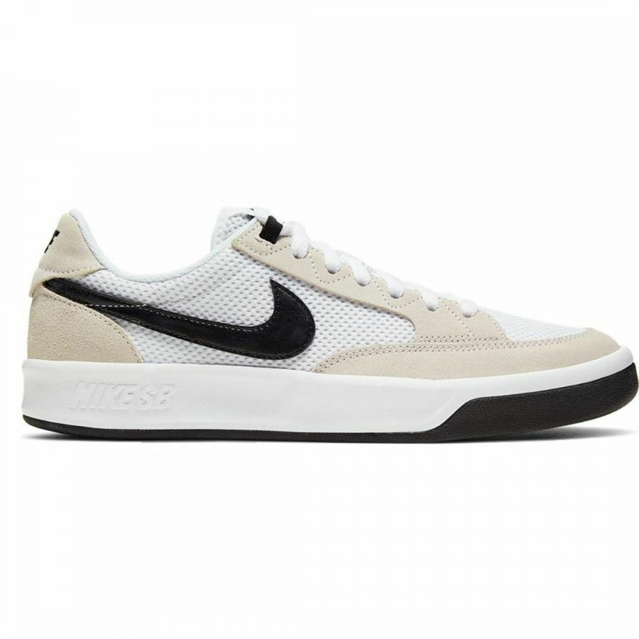 Nike Sb Adversary Unisex Shoes And Boots Colour is Wht