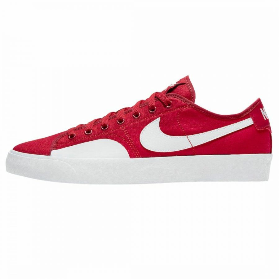 Nike Sb Blzr Court Unisex Shoes And Boots Colour is Gym Red