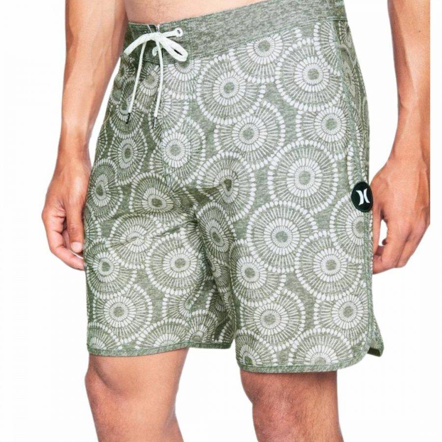 Phtm Cdm 18in Boardshort Mens Boardshorts Colour is Medium Olive