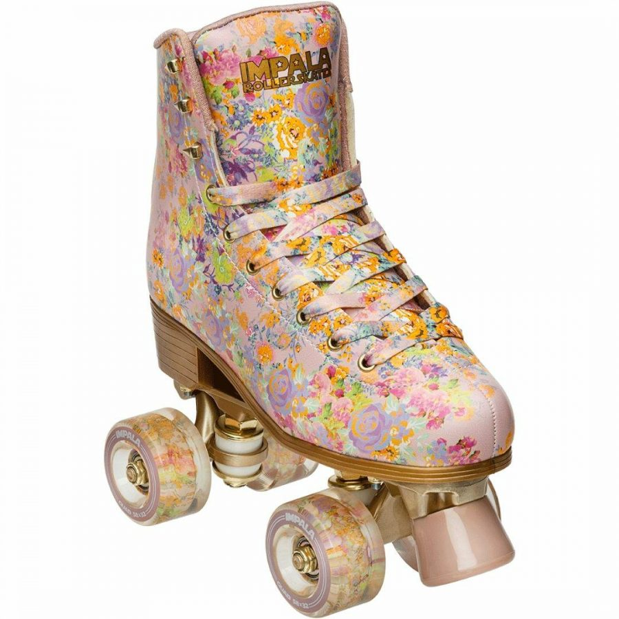 Cynthia Rowley Floral Womens Roller Skates Colour is Floral