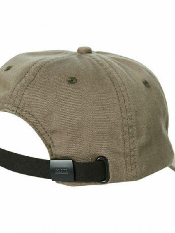 Full Cirlce Cap Unisex Hats Caps And Beanies Colour is Olive