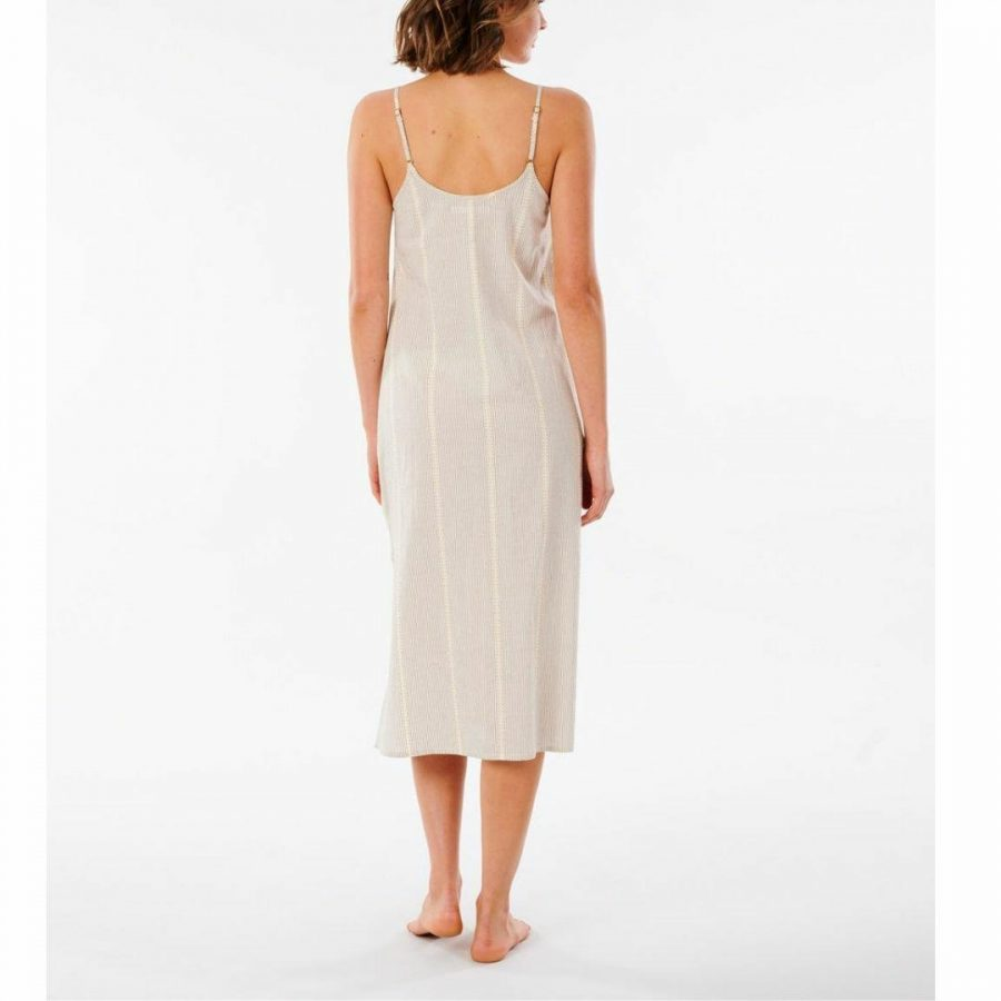 Saltwater Midi Dress Womens Skirts And Dresses Colour is Bone