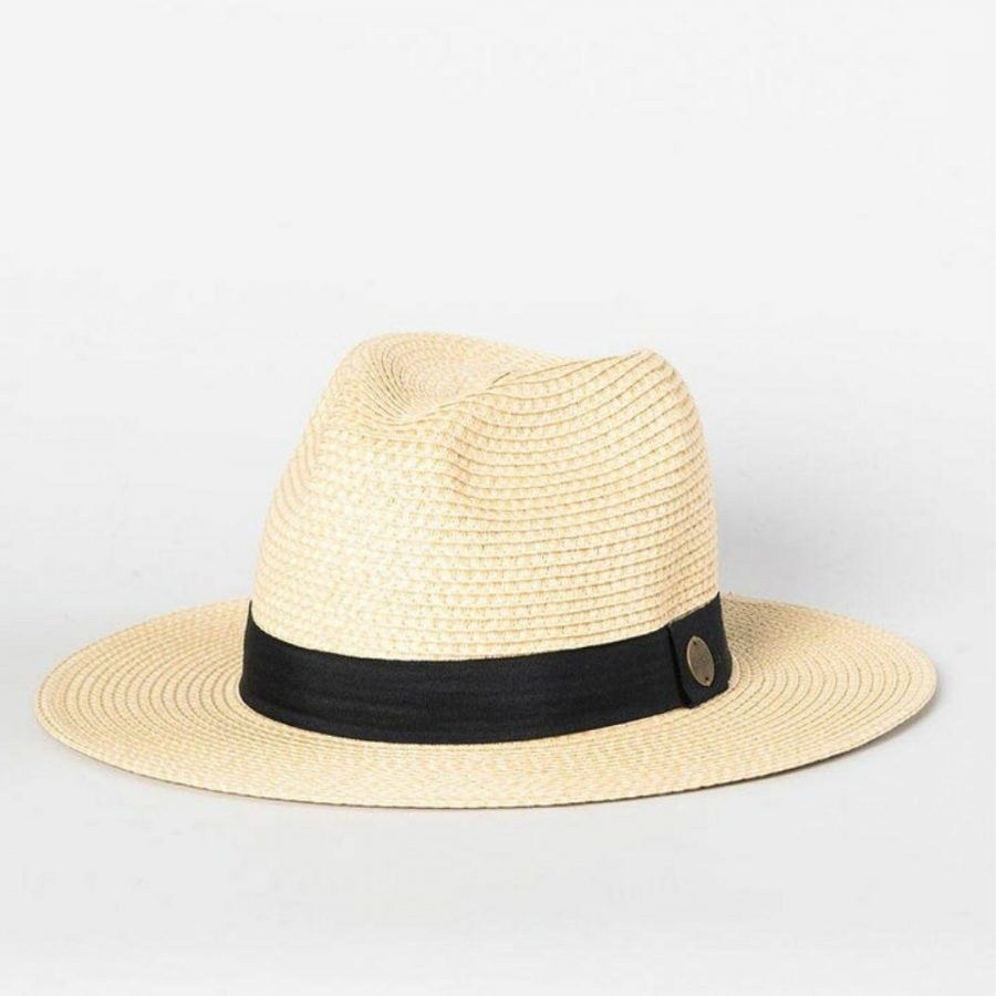 Dakota Panama Womens Hats Caps And Beanies Colour is Natural