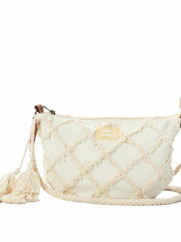 Salt Water Handbag Womens Travel Bags And Backpacks Colour is Bone