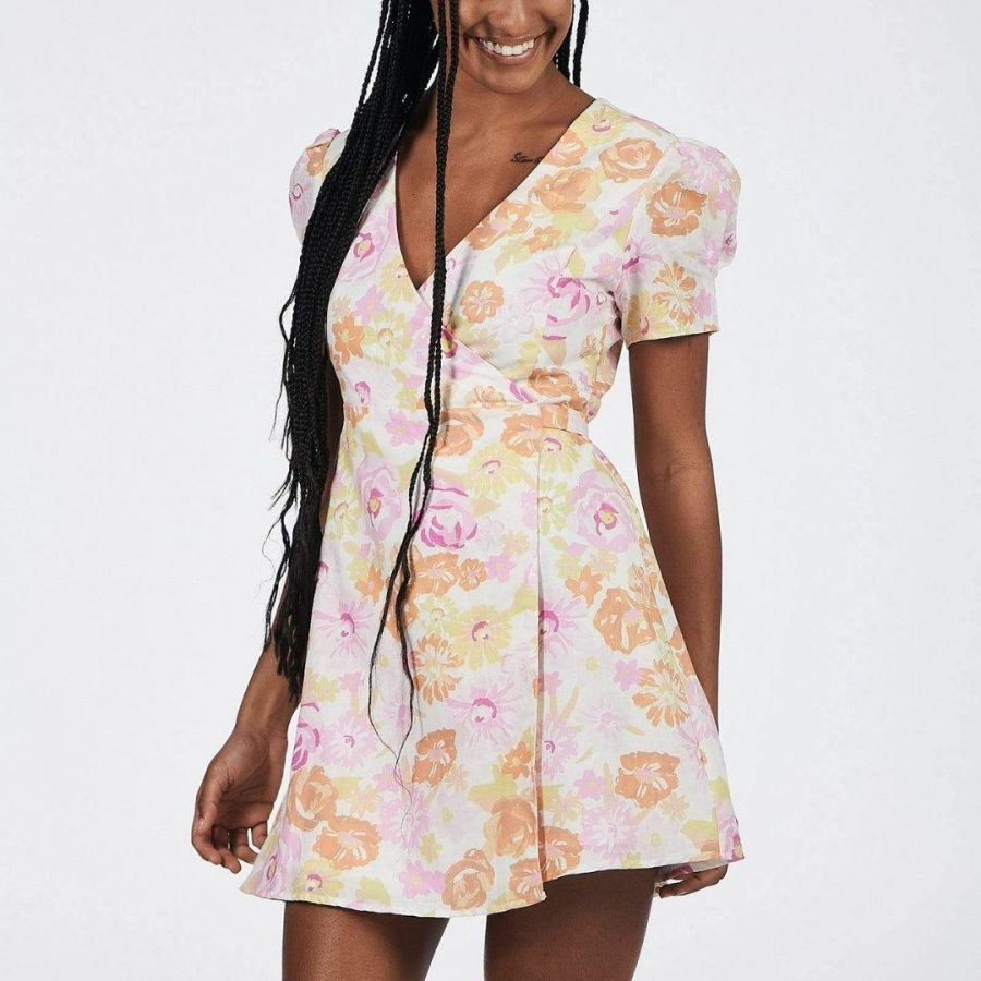 Callie Dress Womens Skirts And Dresses Colour is Summer Floral