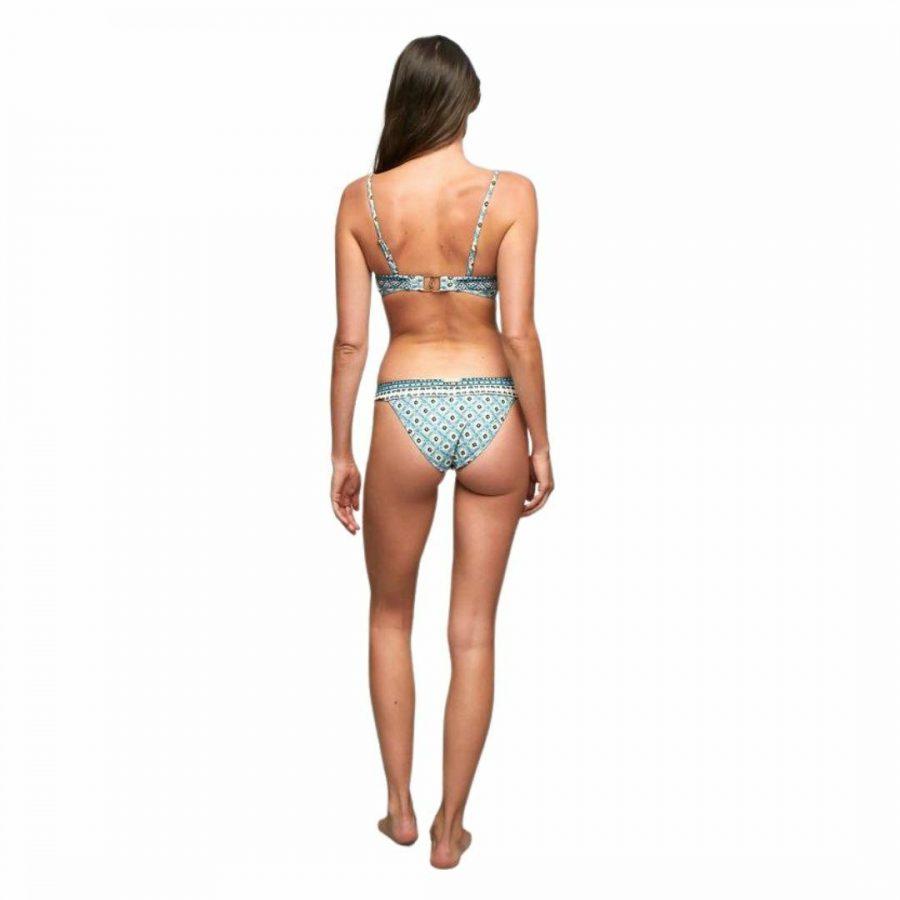 Belize Brigette Uwiretop Womens Swim Wear Colour is Sky Blue