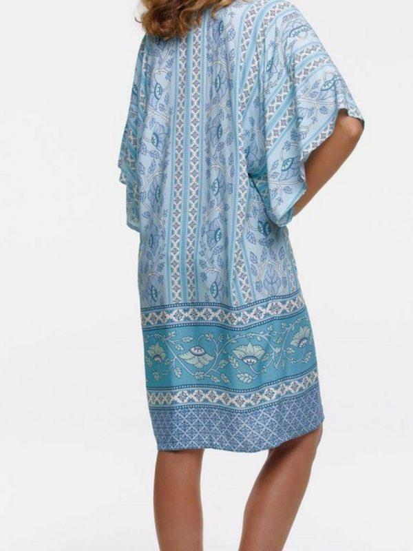 Samara Jayda Kimono Womens Skirts And Dresses Colour is Blue
