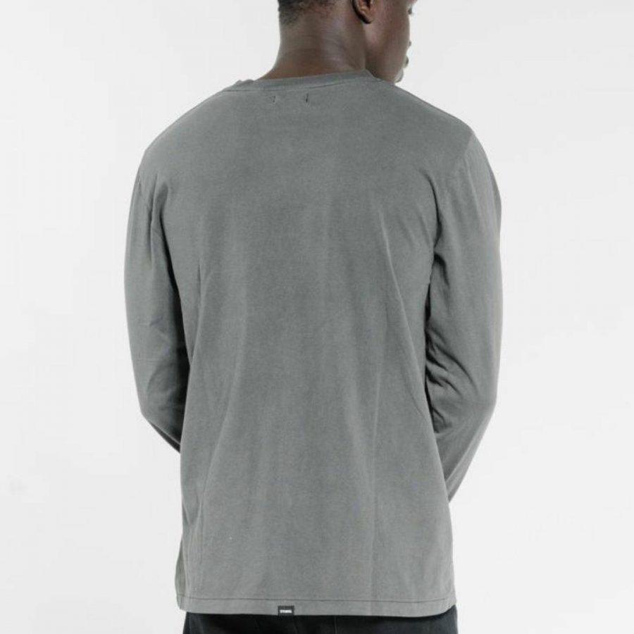 Rapture Merch Ls Tee Mens Tops Colour is Merch Black