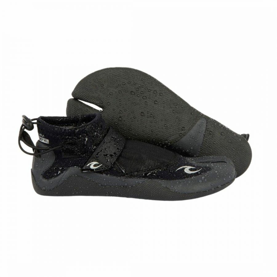 Reefer Boot 1.5mm S/toe Mens Water Ski Accessories Colour is Black/charcoal