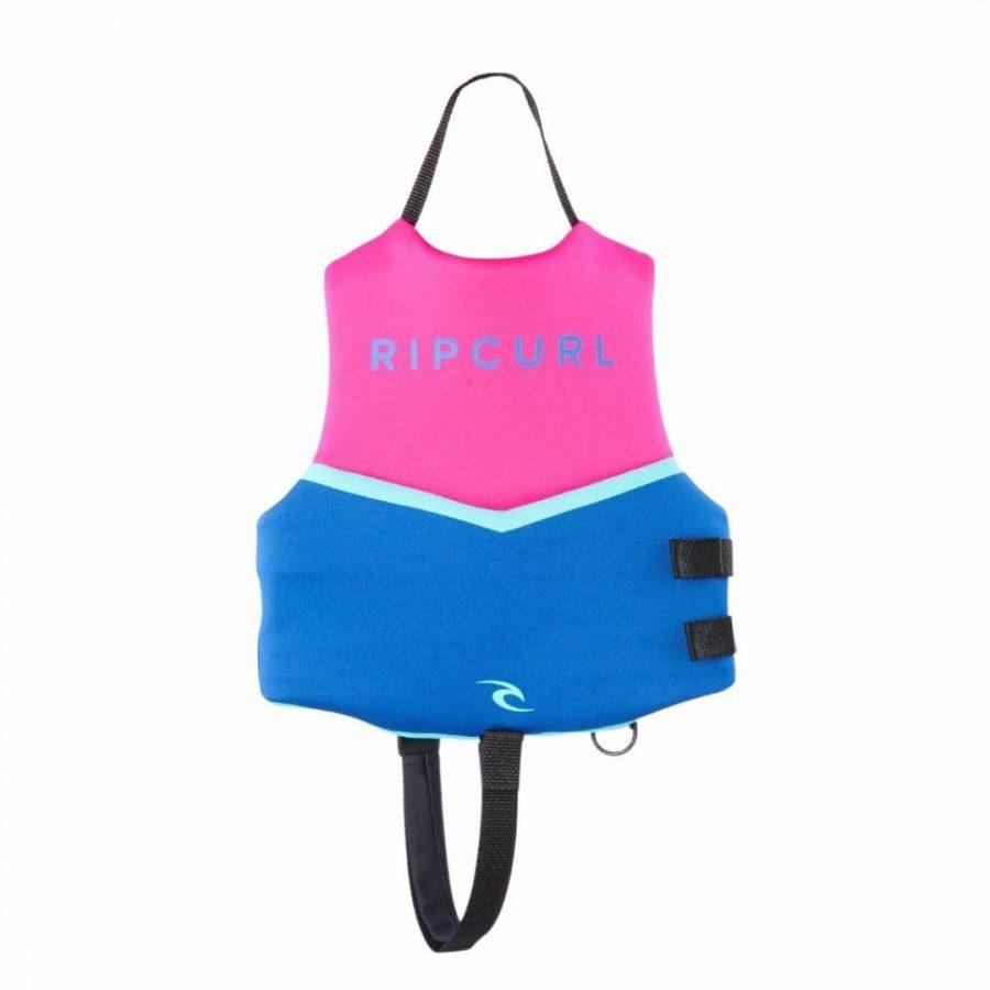 Jnr. Omega Buoy Vest Boys Bouyancy Vests Colour is Pink