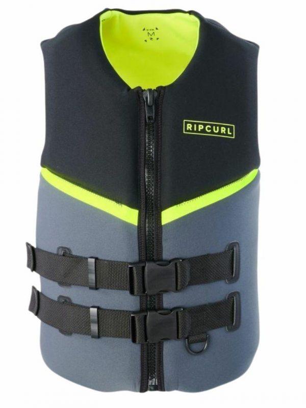 Omega Buoy Vest Mens Bouyancy Vests Colour is Charcoal Grey