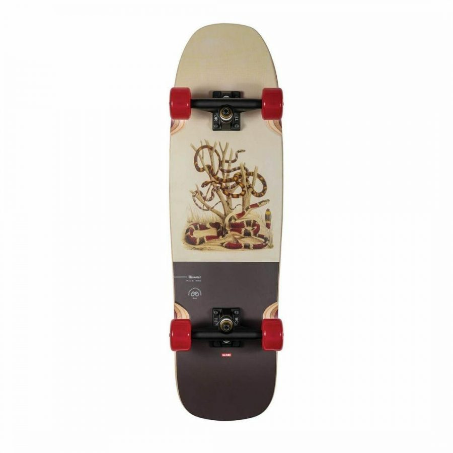 Disaster Mens Skate Boards Colour is Snakes