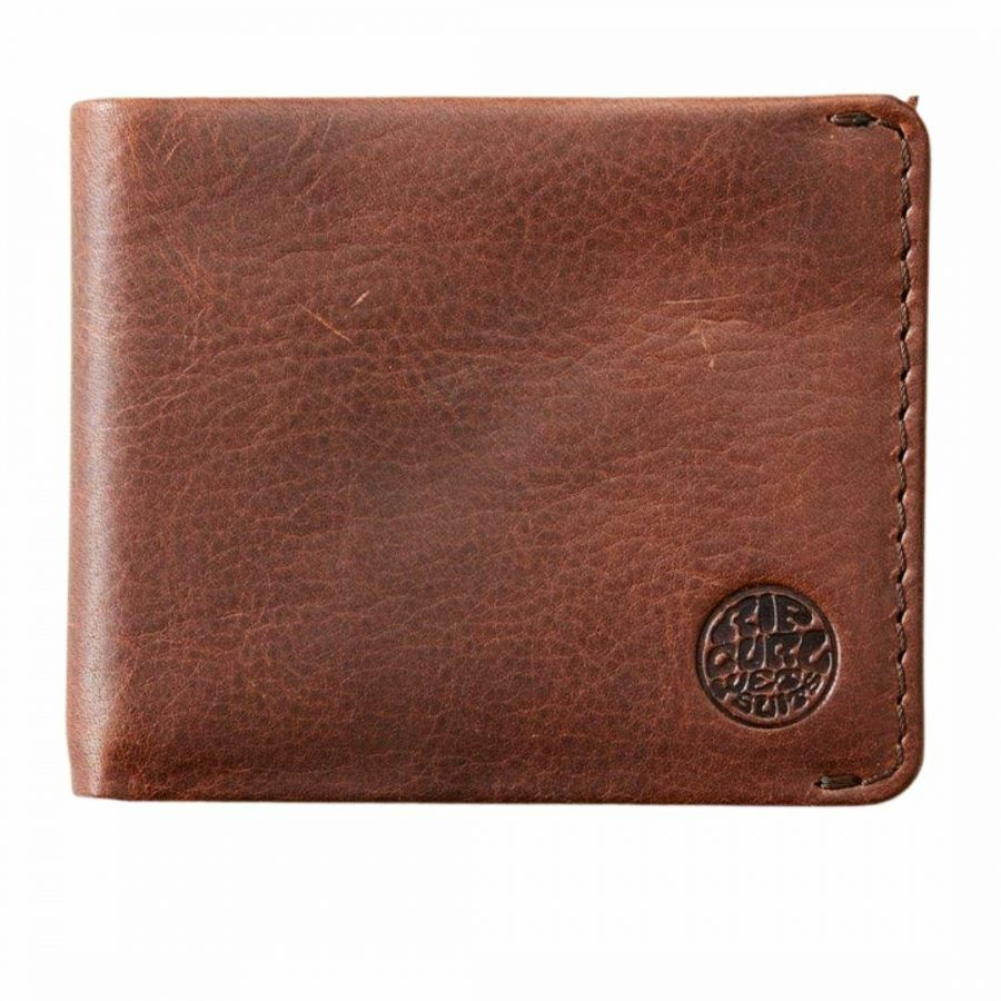 Texas Rfid All Day Mens Wallets Colour is Brown