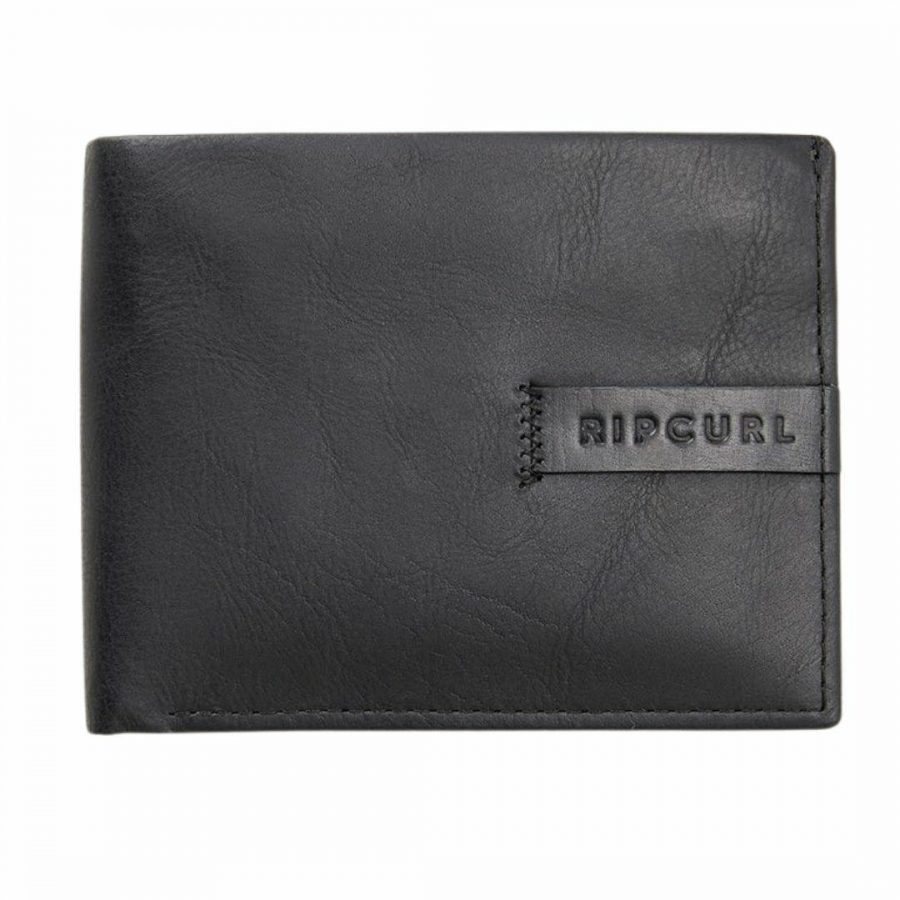 Clipper Rfid 2 In 1 Mens Wallets Colour is Black