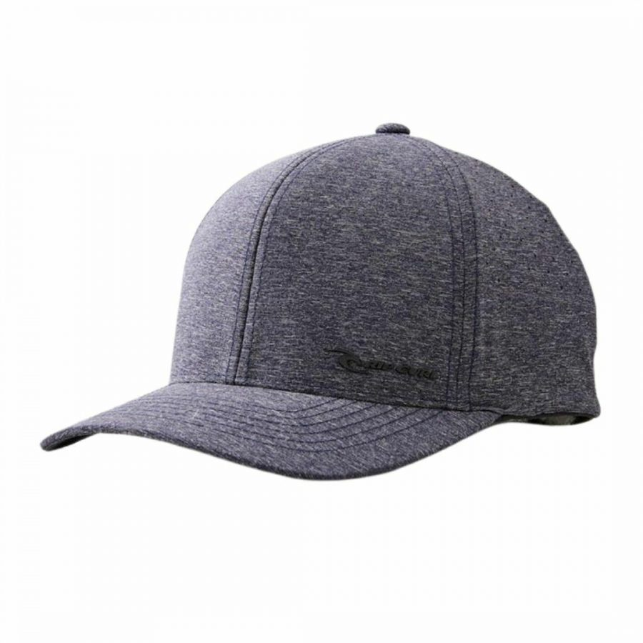 Phaser Curve Peak Cap Mens Hats Caps And Beanies Colour is Navy