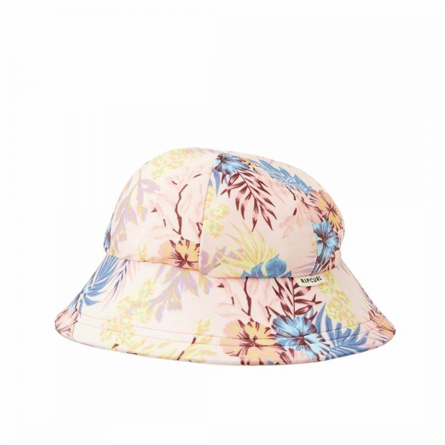 Aloha Surf Swim Hat-mini Kids Toddlers And Groms Hats Caps And Beanies Colour is Vanilla