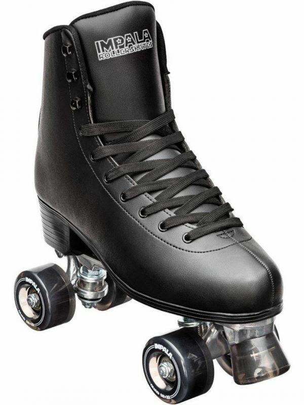 Black Quad Skate Womens Roller Skates Colour is Black