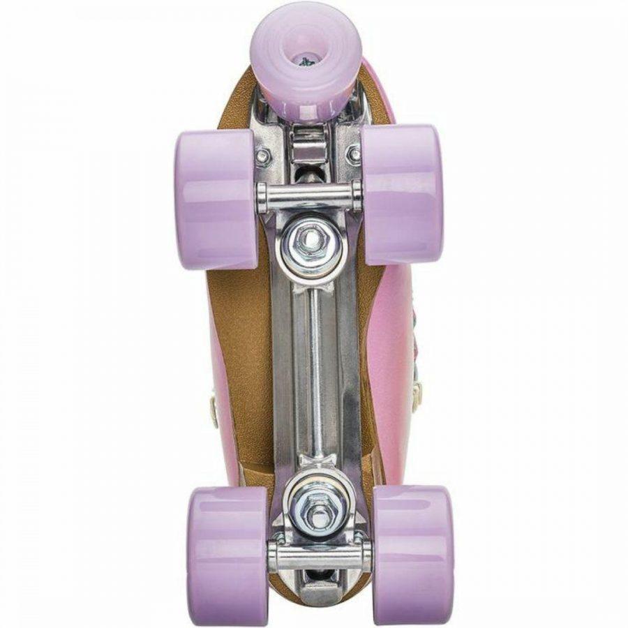 Pastal Fade Quad Skate Womens Roller Skates Colour is Pastel Fade