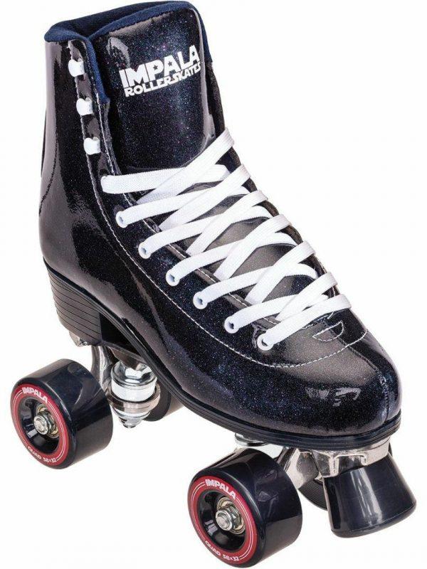 Midnight Quad Skate Womens Roller Skates Colour is Midnight