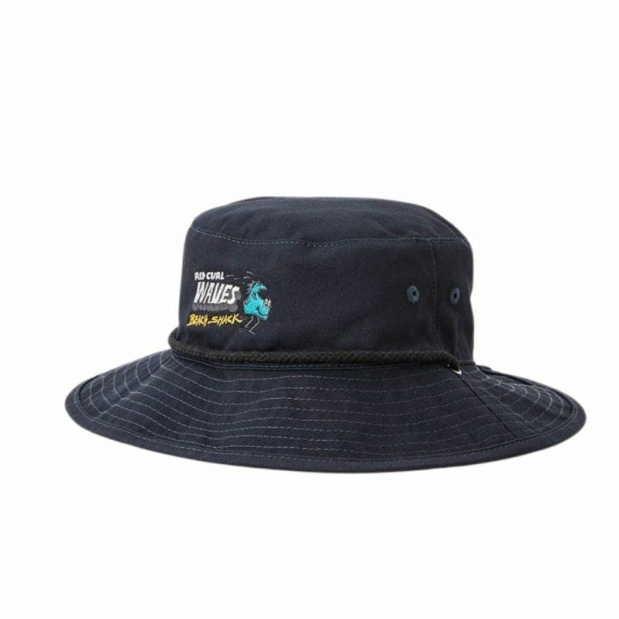 Revo Valley Mid Brim-boy Boys Hats Caps And Beanies Colour is Navy/red