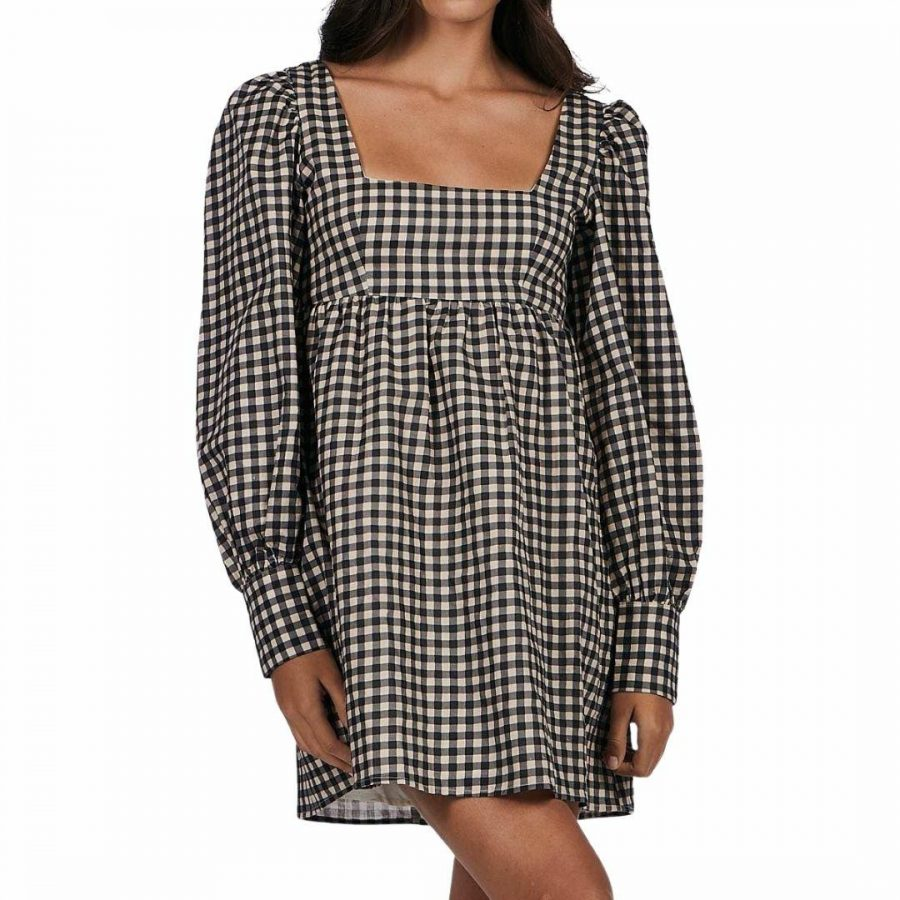 Jemma Dress Womens Skirts And Dresses Colour is Gingham
