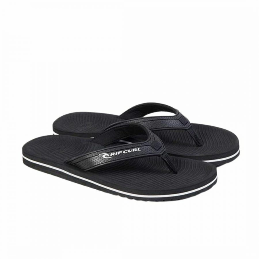Tunnels Mens Thongs And Sandals Colour is Black