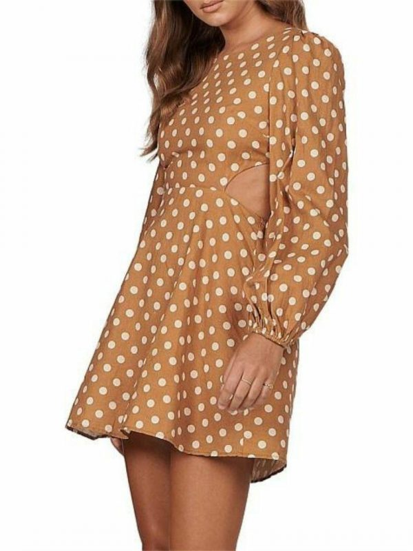 Halcyon Dress Womens Skirts And Dresses Colour is Spot