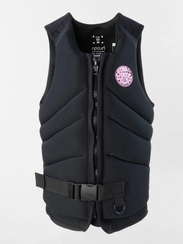 Wmns.d/patrol Buoy Vest Womens Bouyancy Vests Colour is Black
