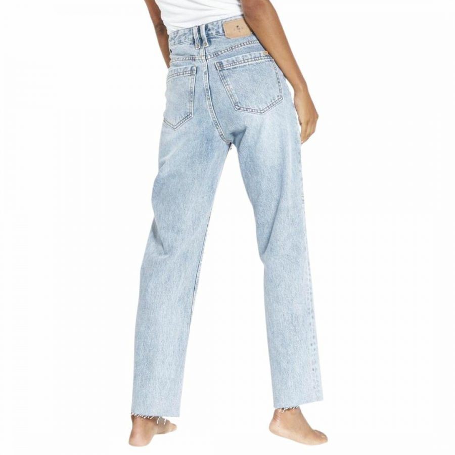 Paige Jean Womens Pants And Jeans Colour is Aged Blue
