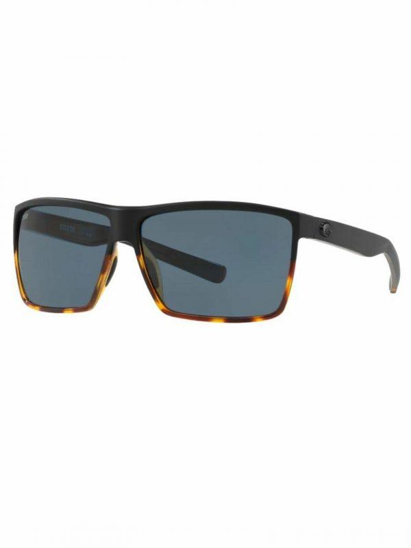 Rincon 181 Black 580p Mens Sunglasses Colour is Matte Black Tort