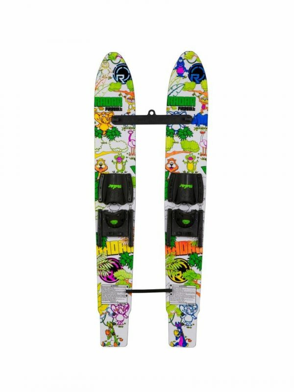 2022 Firebolt W/horseshoe Boys Water Skis Colour is Jungle Coloring Book