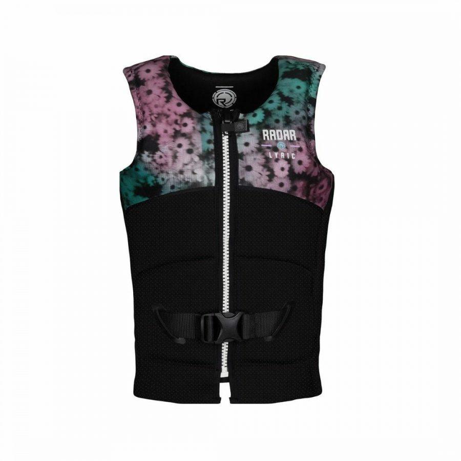 Lyric L50s Vest Womens Bouyancy Vests Colour is Floral Fade